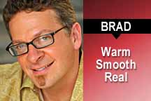 Commercial Voice Over Demo: Brad Vinikow
