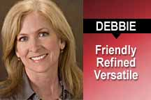 Commercial Voice Over Demo: Debbie Grattan